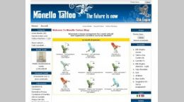E-commerce commercio elettronico Teramo Giulianova Abruzzo Monello Tatto Shop