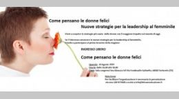 Nuove strategie per la leadership al femminile - Workshop gratuito a Tortoreto