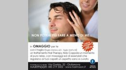Stampa flyer Giulianova - Hair stylist