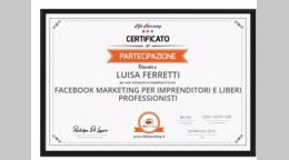 Corso Facebook Marketing per Imprenditori e Liberi Professionisti - Giulianova