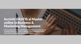 Master online in Business &  Marketing Management