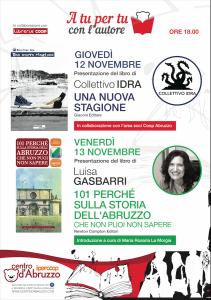 101 perché sulla storia dell'Abruzzo che non puoi non sapere Luisa Gasbarri