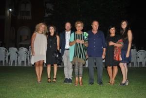 Artemia edizioni di Mosciano ospite della storica serata estiva della Famiglia Gasbarrini