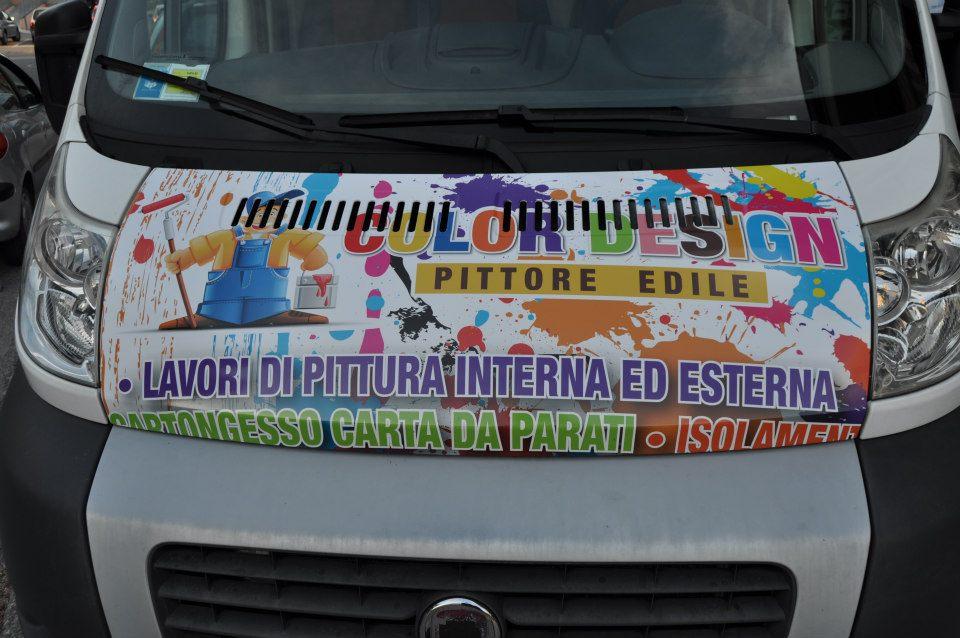 Decorazione auto, furgoni e camion aziendali Teramo Giulianova