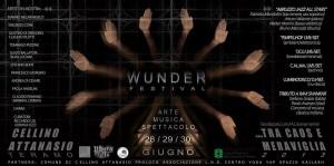 Cellino Attanasio, 28 - 29 - 30 Giugno ritorna il Wunder Festival dell'Associazione Culturale Liberamente