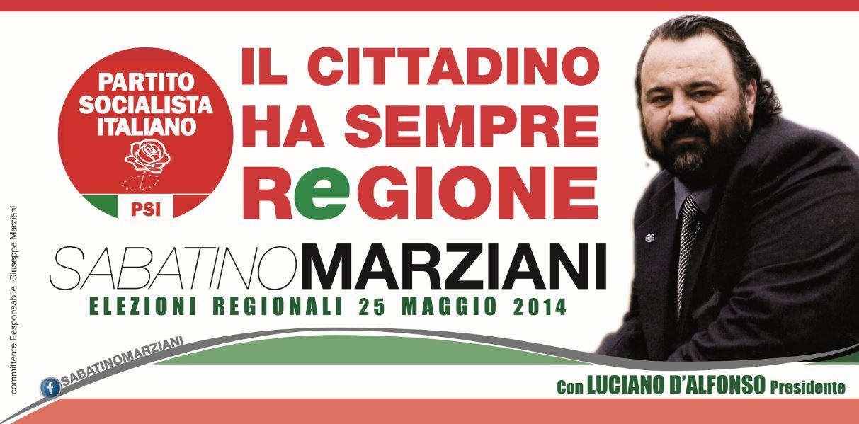 Comunicazione politica Abruzzo - Grafica e stampa Manifesti elettorali Teramo