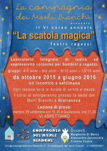Corsi teatro, yoga e danze popolari Giulianova 2015