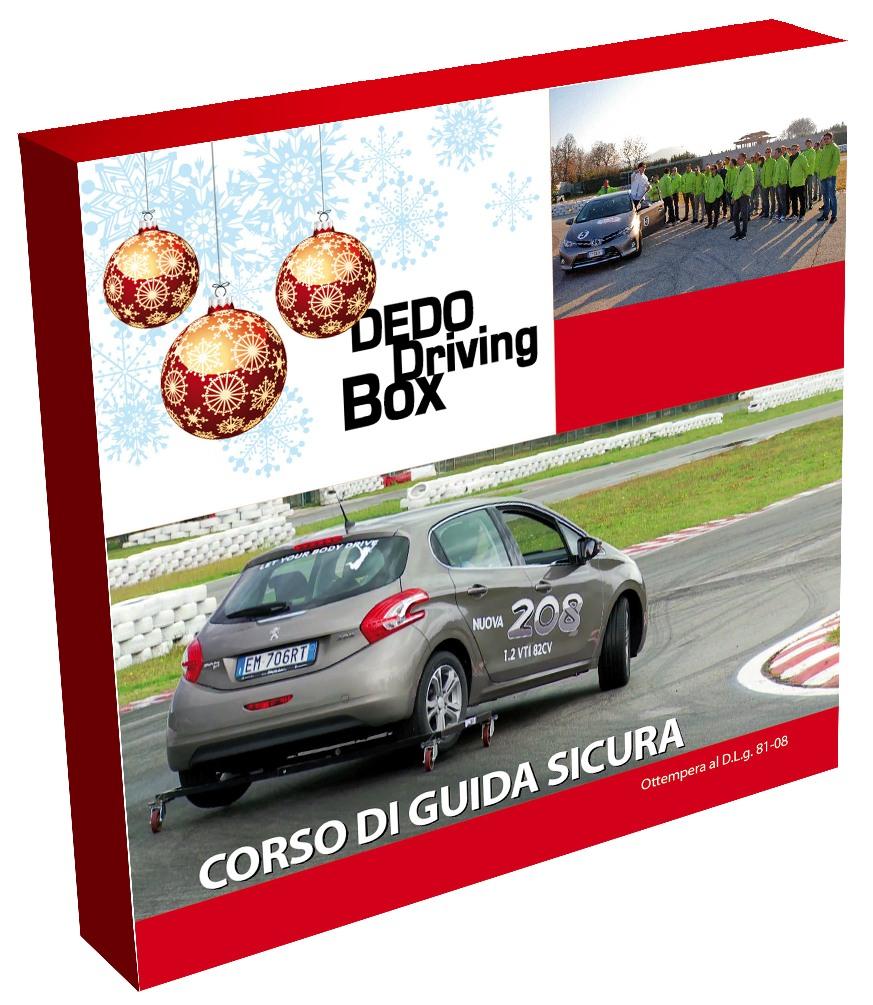 Corso di guida sicura in Abruzzo con Dedo
