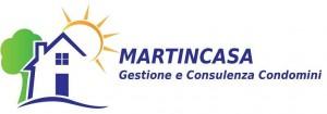 Creazione logo aziendale Martinsicuro - Amministratore di condominio Martincasa