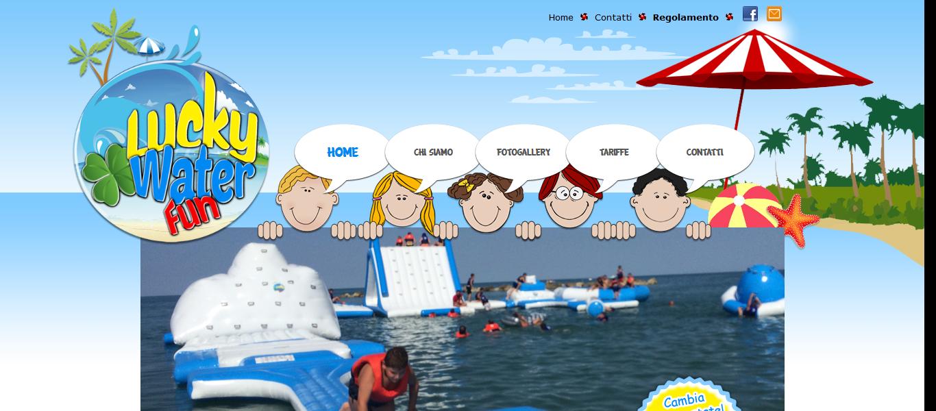 Creazione sito web Roseto degli Abruzzi