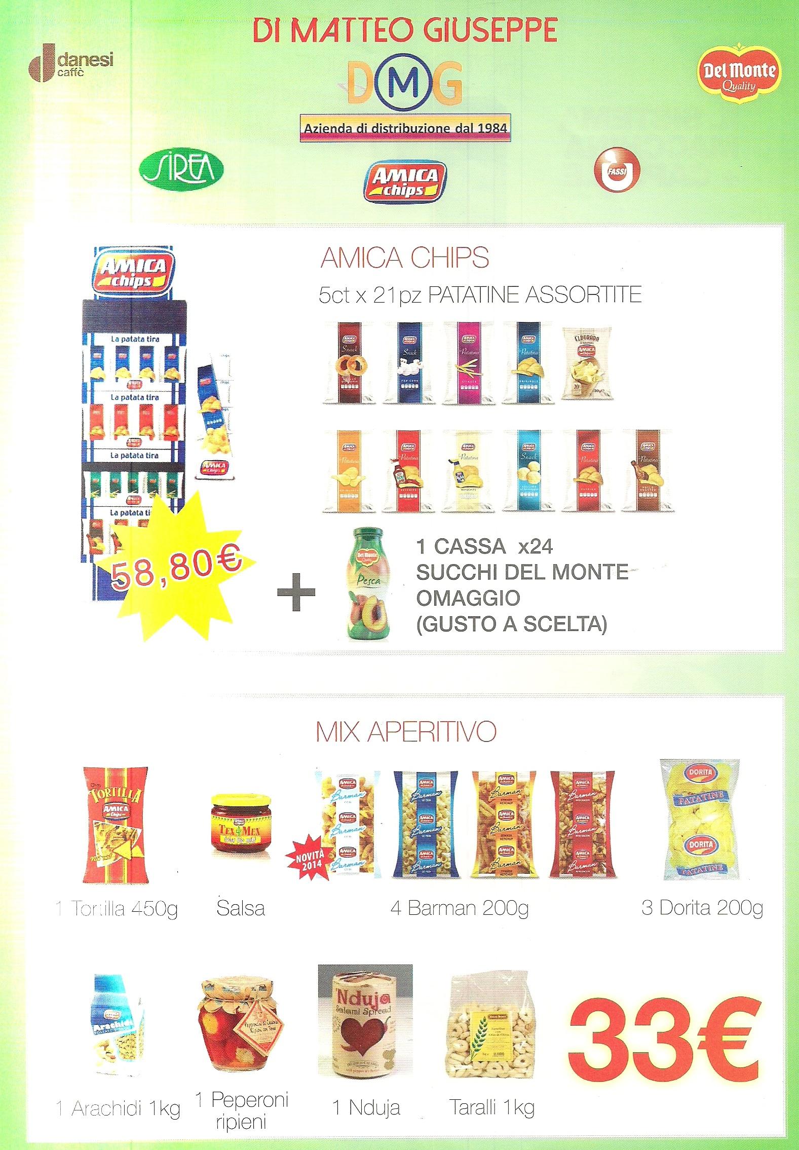 Distribuzione pubblicitaria Chieti - Di Matteo Giuseppe
