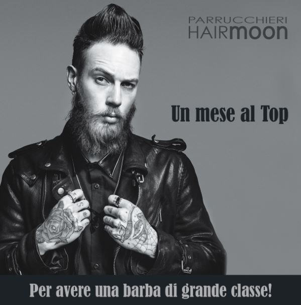 Grafica pubblicitaria per parrucchieri a Giulianova ed in Abruzzo