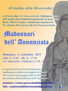 IV edizione del Concorso di Arte Sacra su strada - Giulianova