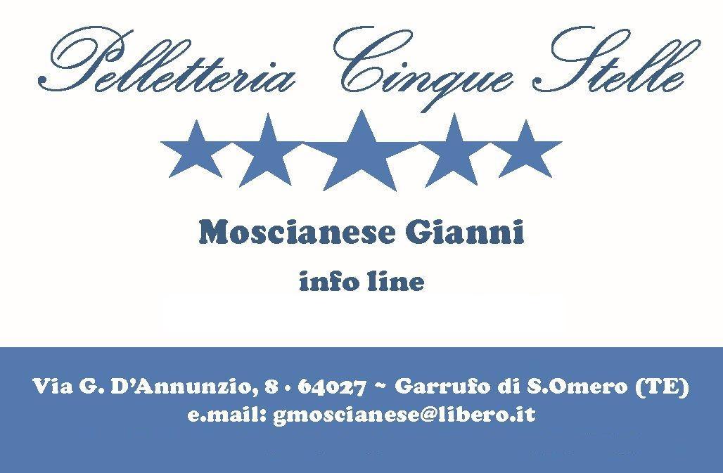 Realizzazione grafica e stampa biglietti da visita Sant'Omero