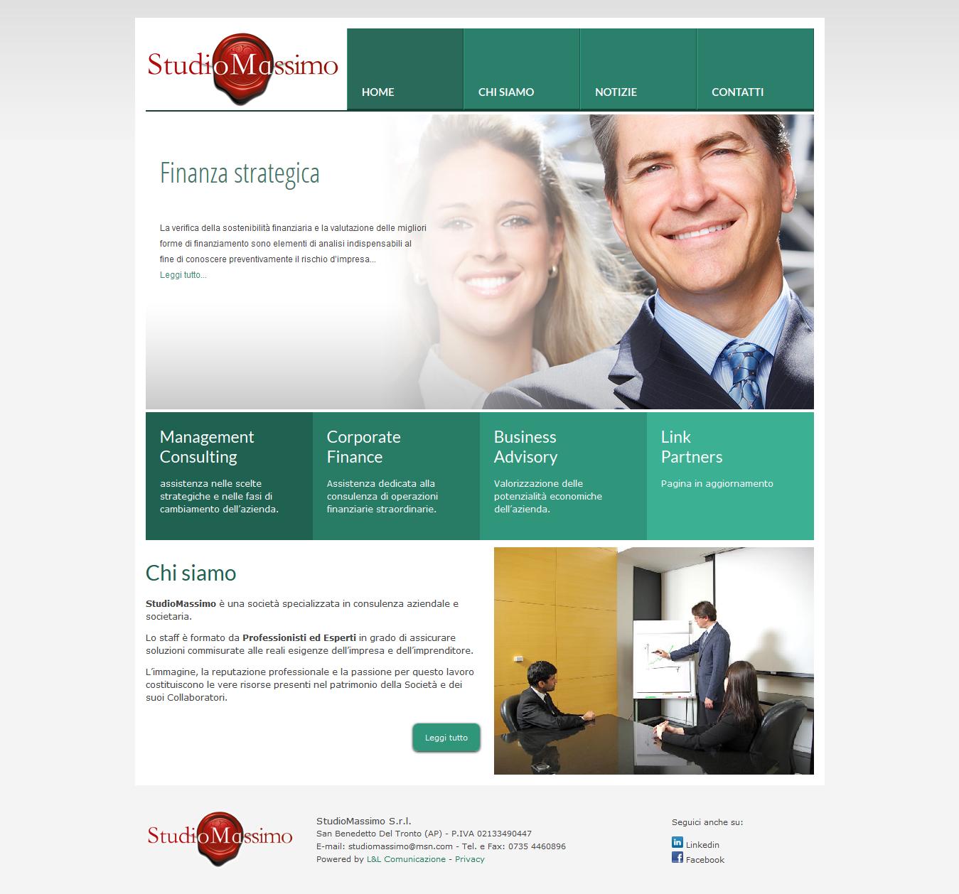 Realizzazione siti web San Benedetto del Tronto
