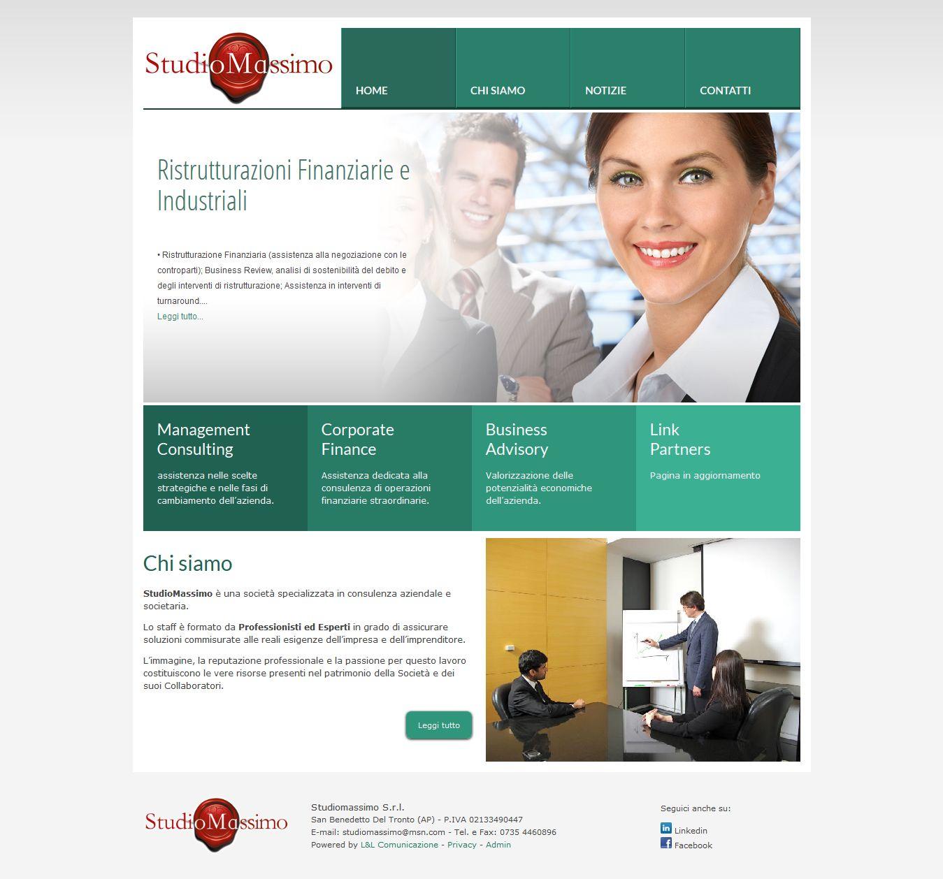Realizzazione siti web a San Benedetto del Tronto