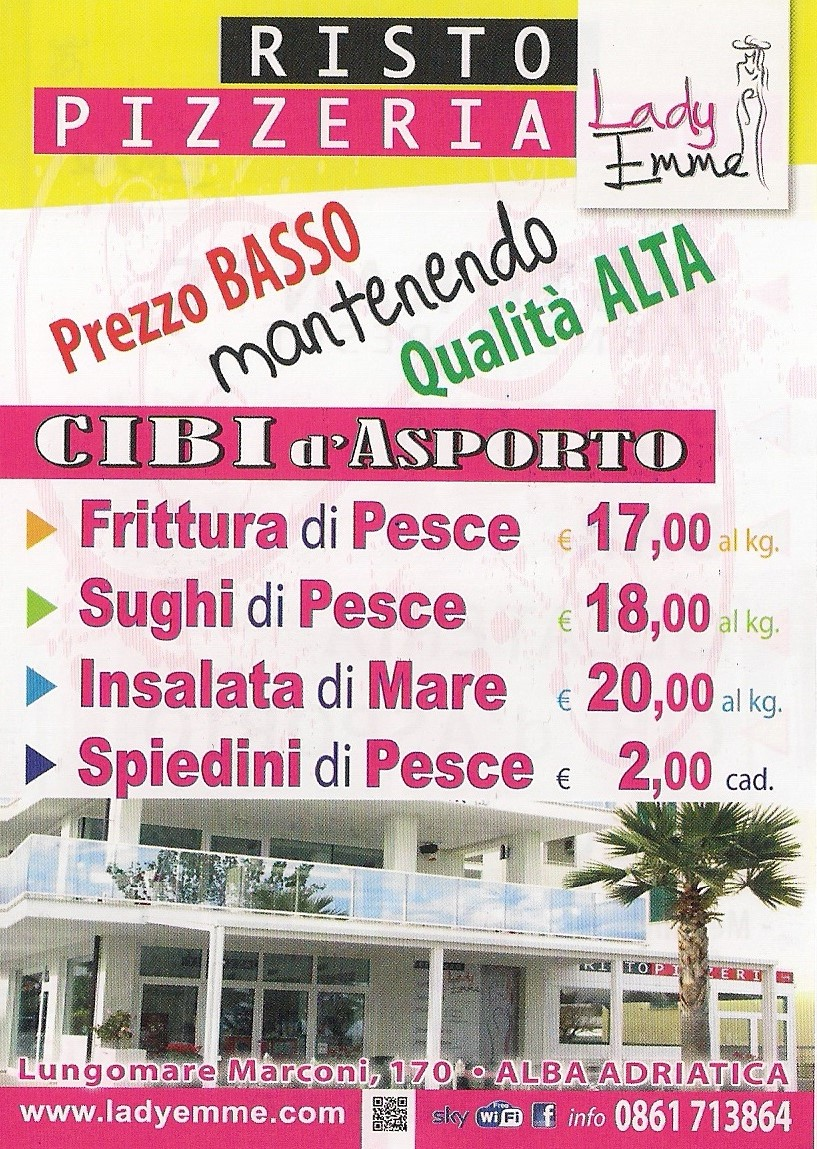 Volantinaggio Tortoreto e Alba Adriatica