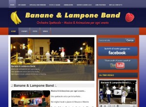 banane_lampone_band