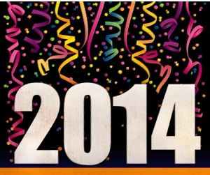 Auguri di buon anno 2014 da L & L Comunicazione di Giulianova