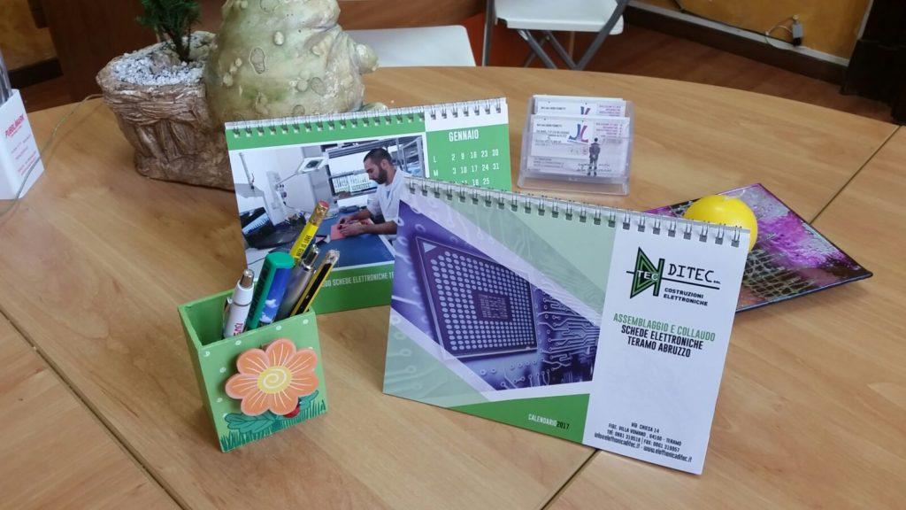 Calendari personalizzati 2018 Abruzzo