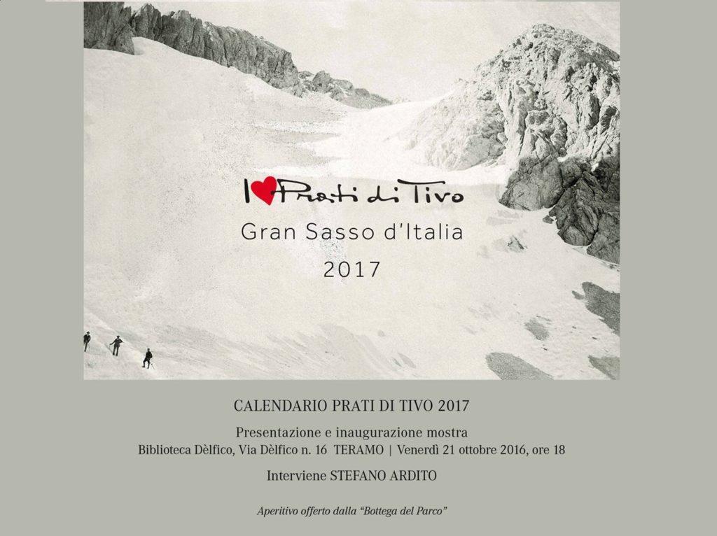 CALENDARIO STORICO PRATI DI TIVO 2017
