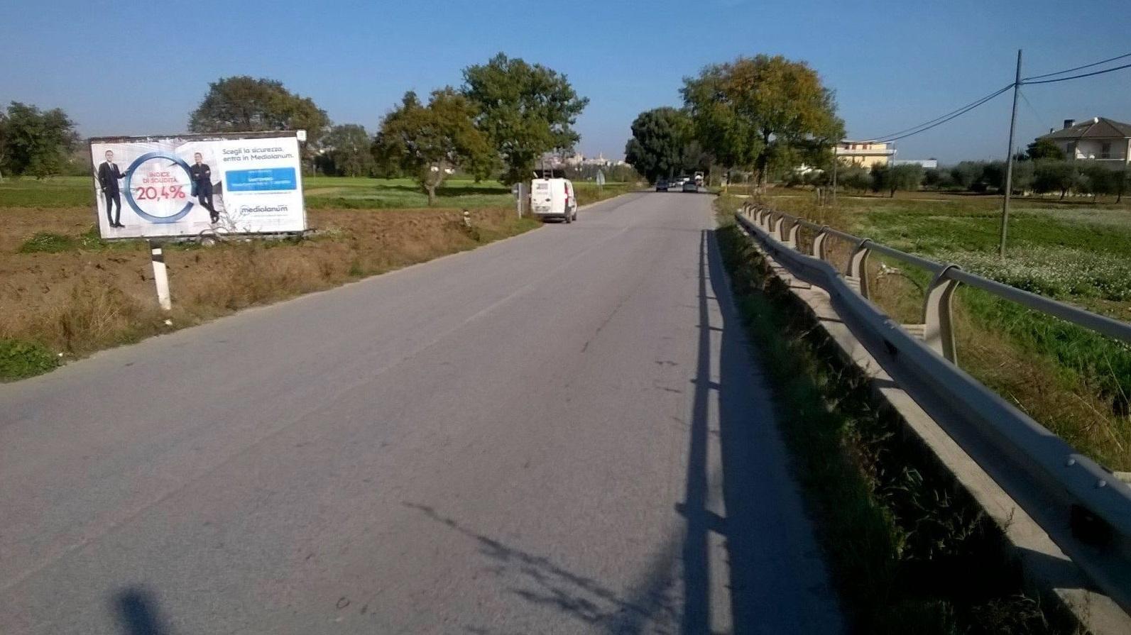 Cartellonistica Stradale Affissioni Val Vibrata – Sant'Omero Nereto Sant'Egidio