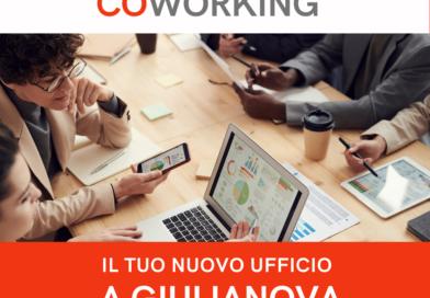 Uffici e studi condivisi, coworking Teramo Giulianova centro