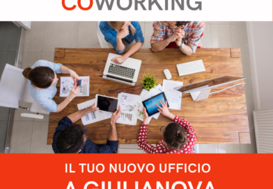Coworking Giulianova centro provincia di Teramo – Uffici condivisi
