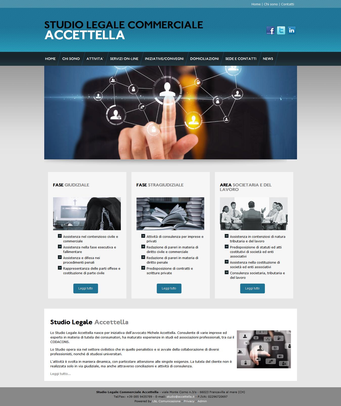 Creazione e Realizzazione Siti Internet Francavilla Chieti