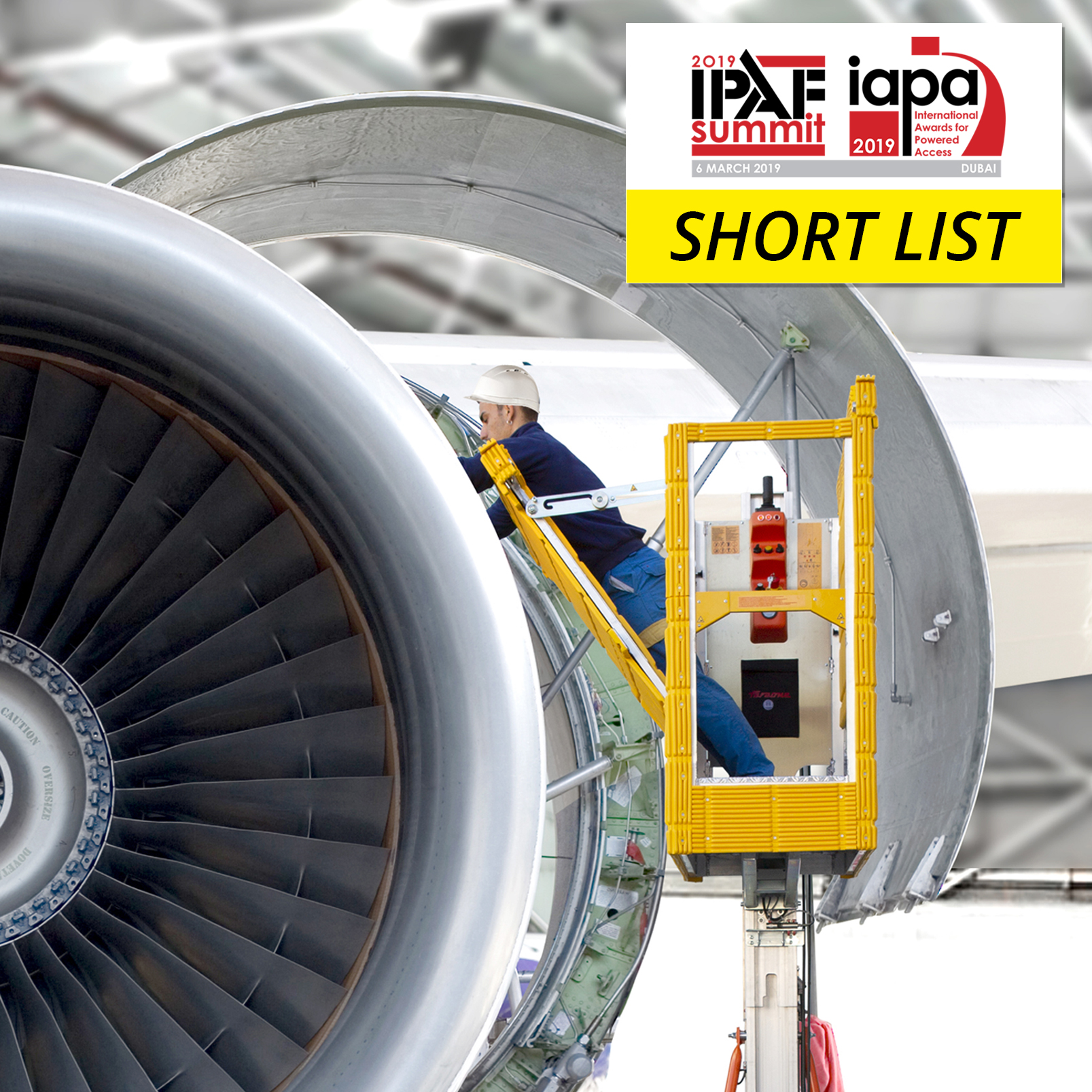 Tortoreto - Faraone nella short list degli Iapa Awards 2019 eccellenza nel settore dei mezzi di accesso aereo