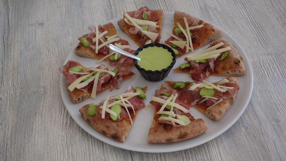 Giulianova, la pizzeria gourmet Spicchi d'Autore per il secondo anno segnalata sulla guida Gambero Rosso
