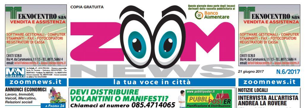 La tua pubblicità su Zoom e Pescara Pescara