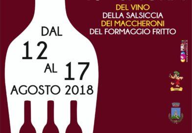 49^ Sagra Torano Nuovo 2018 dal 12 – 17 Agosto
