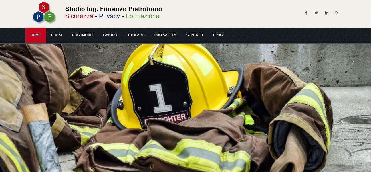 Realizzazione sito web per studio di ingegneria a Milano