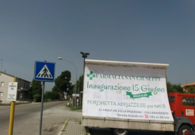 Noleggio vela pubblicitaria e camion Giulianova Teramo Abruzzo