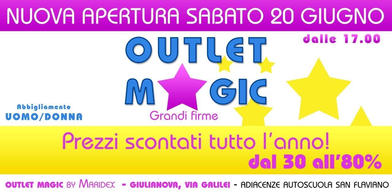 outlet magic 6x3