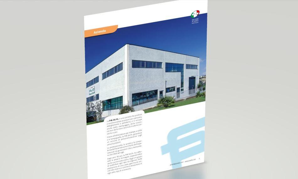 Realizzazione Brochure e Cataloghi aziendali in Abruzzo