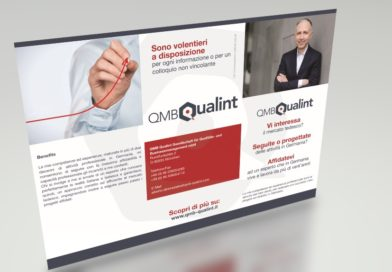 Realizzazione grafica pieghevole pubblicitario Giulianova