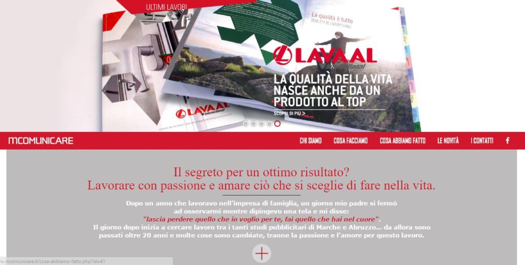 Creazione siti web Martinsicuro - Realizzazione siti internet Martinsicuro