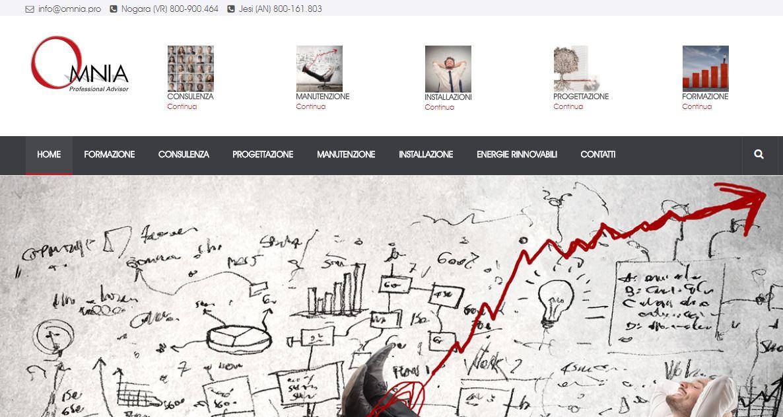 Realizzazione siti Web, Web Marketing e Consulenza Veneto