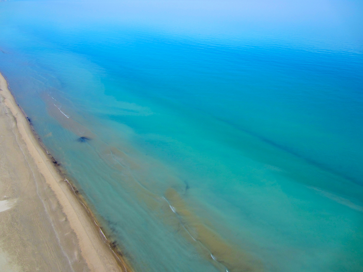 Riprese video e foto aeree per la promozione turistica Giulianova Teramo Abruzzo
