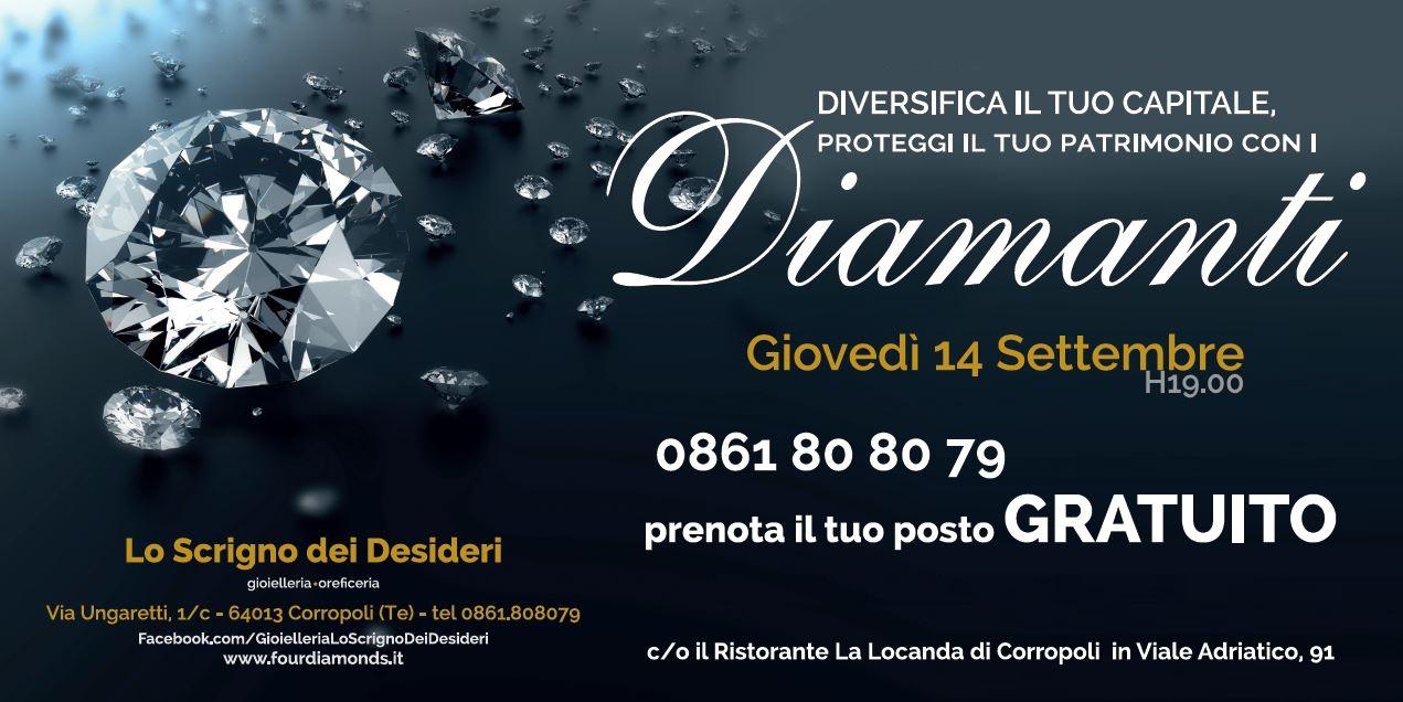 corropoli seminario diamanti