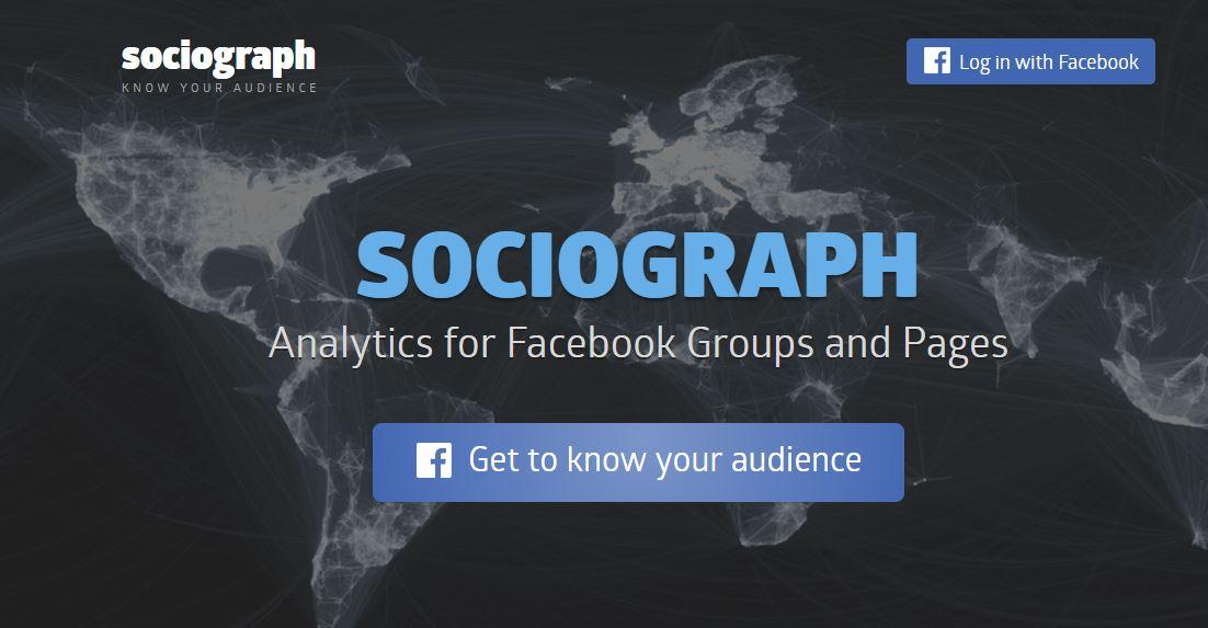 Sociograph - Lo strumento per CONOSCERE IL TUO PUBBLICO