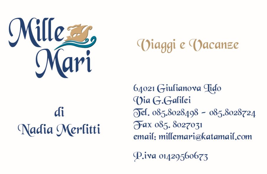 Stampa biglietti di visita a Giulianova