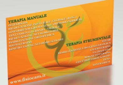 Stampa biglietti da visita Abruzzo