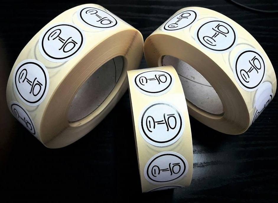 Stampa etichette adesive in bobina Teramo Abruzzo