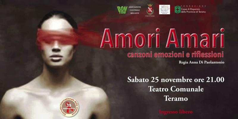 Teramo, 25 Novembre Giornata Internazionale Contro La Violenza Sulle Donne