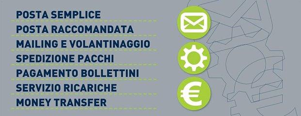 ufficio postale privato a Giulianova