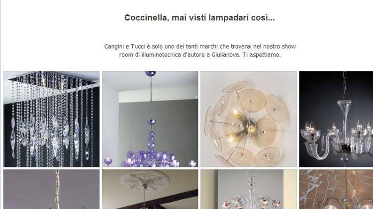 Arredamento lampadari ed illuminotecnica alla moda per la for Siti di arredamento casa