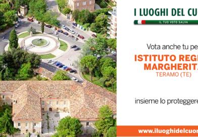 La Delegazione FAI di Teramo promuove la candidatura dell'Istituto Regina Margherita per I Luoghi del Cuore
